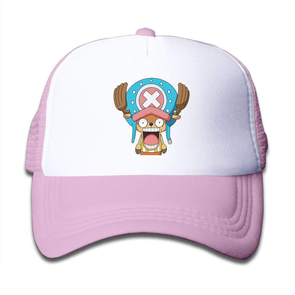 Aidear One Piece Youth Girls Mesh Hat Fashion Child Cap One Size