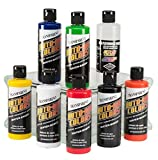 Auto Air Colors 4949-01 4200 Series Transparent Set, 4oz.