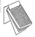 Alvin ALG14 Graph Pad (4.3'' x 6.7'')
