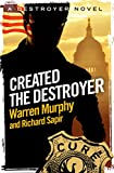 Front cover for the book Created, the Destroyer by Warren Murphy
