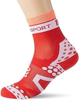 COMPRESSPORT Racing Socks Trail V2.1 Calcet/ín Unisex Adulto