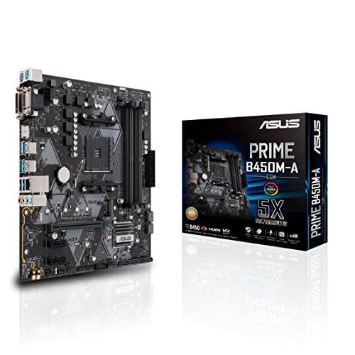 Asus Prime B450M-A/CSM AMD AM4...