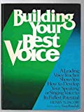 img - for Building Your Best Voice book / textbook / text book