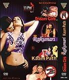 11 Pm Movie Set - 3 (Set of 4 DVD's)