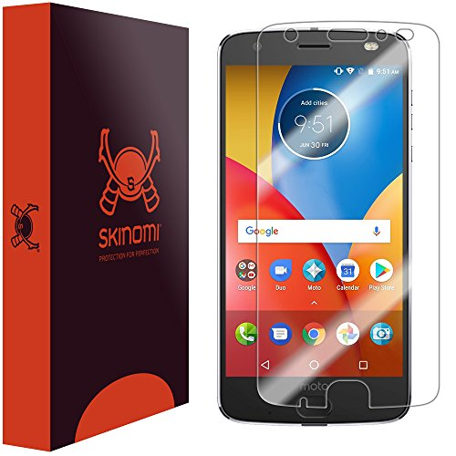 Price comparison product image Moto Z2 Force Screen Protector , Skinomi TechSkin Full Coverage Screen Protector for Moto Z2 Force Clear HD Anti-Bubble Film