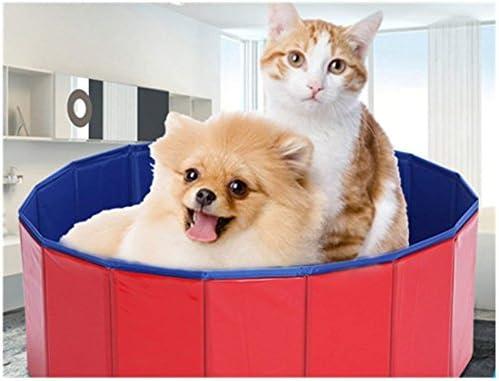 Homemper Bañera para Perro y Gato/bañera para Mascotas, Piscina ...