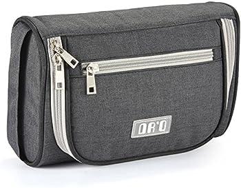 DRQ Toiletry Bag-Mens Travel Toiletry Organizer Bag from Amazon.com ... 1d9cc90332