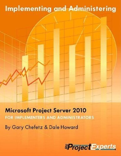 Implementing and Administering Microsoft Project Server 2010 Pdf