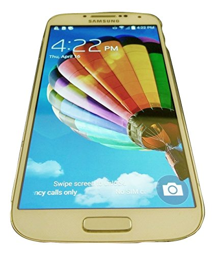 Samsung Galaxy S4 Flashed to Pageplus with 4G LTE DATA (White)