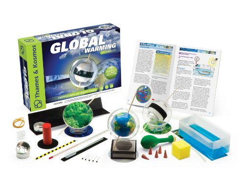 Thames & Kosmos Alternative Energy and Environmental Science Global (Global Warming Experiments)