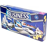 Ratna's Business Game 5-in-1 (Coin, Multicolour)