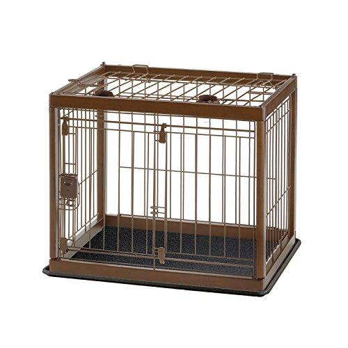 Cheap Richell Wooden Pet Crate Small