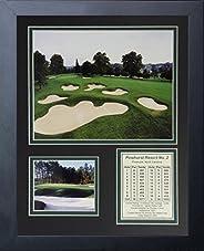 "Legends Never Die Pinehurst No. 2"" Framed Photo Collage, 11 x 14"