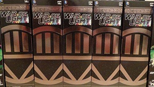 - Heroclix War of Light Booster Brick