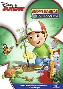 Manny Manitas: Equipo Verde [DVD]