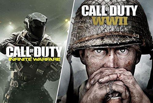 Call Of Duty  Wwii   Infinite Warfare Bundle   Playstation 4