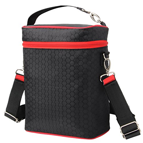 Biubee Insulated Bottle Tote Bag (7