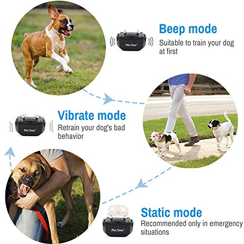 Long Range Remote Control Training Collar for Dogs