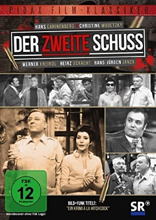 Der zweite Schuss (Pidax Film-Klassiker): Amazon.de: Hans ...