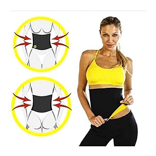 Sunnyshinee Cinturón ajustable, elegante y con estilo, para fitness, espalda y estómago