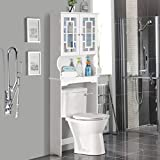 Giantex Over-The-Toilet Bathroom Storage Space