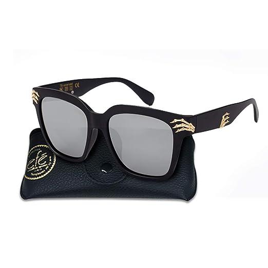 5e6120d160 EFE Fashion Square Polarized Sunglasses for Men and Women