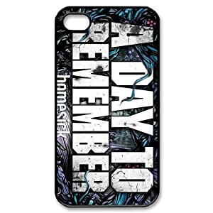 Customize Famous Rock Band A Day To Remember Back Case for iphone4 4S JN4S-1725