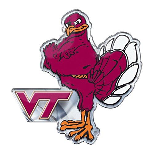 Virginia Tech Auto - NCAA Virginia Tech Hokies Alternative Color Logo Emblem