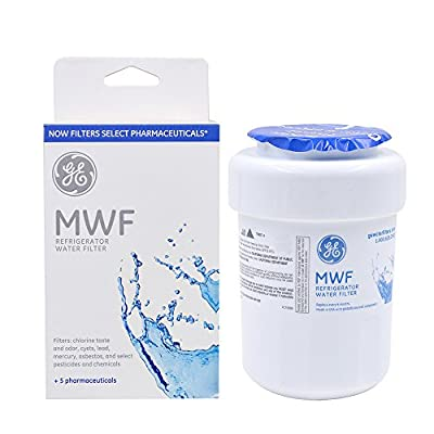 GE General Electric SmartWater MWF Refrigerator Water Filter