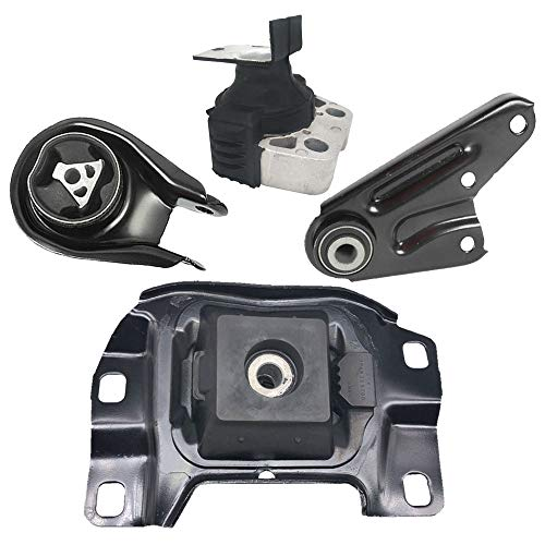 - Engine Motor Mount Fits 2004 2005 2006 2007 2008 2009 2010 Mazda 3 5 2.0L/2.3L 4 pc set A4404 A4405 A4418 A5312