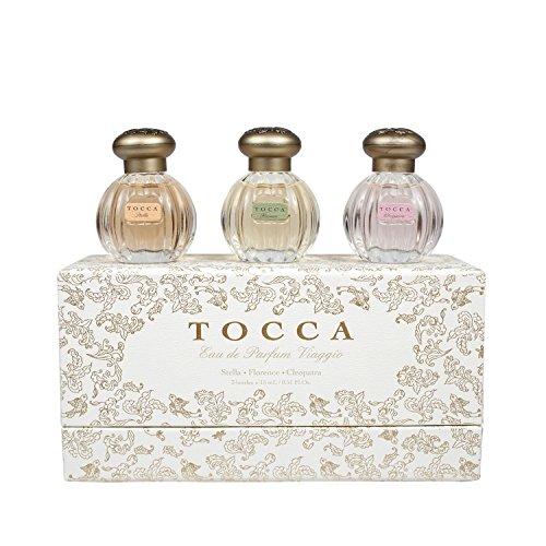 Tocca Beauty Eau de Parfum Viaggio 1 Classic – Stella, Florence, Cleopatra