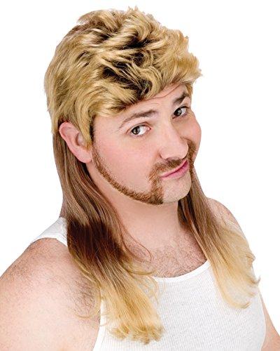 Joe Dirt Costume Wig