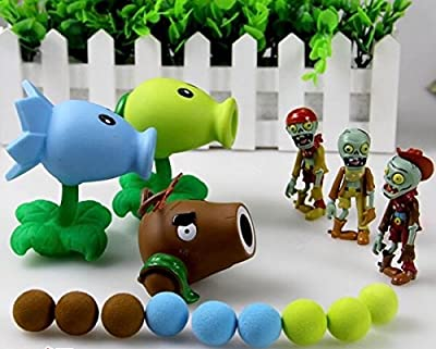Toyswill® Plants vs Zombies Peashooter Popper from WILDGIRL