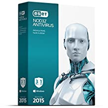 ESET NOD32 Antivirus a V8 1 Year  3 User (English/French) V8 (3-Users)