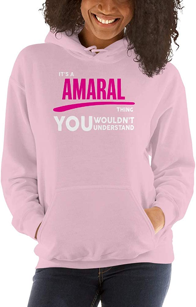 meken Its A AMARAL Thing You Wouldnt Understand PF