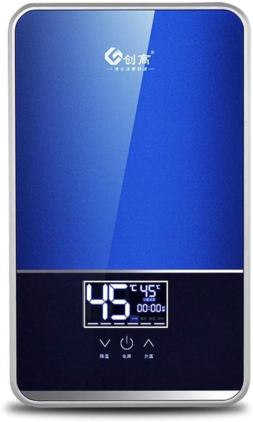 ATO ROMX Calentador de Agua eléctrico instantáneo de 220V, Kit de ...