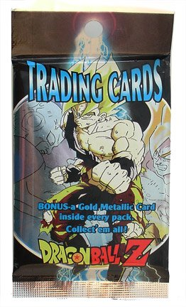 1999 Dragonball Z Series 3 Trading Cards Pack with 1 Special Bonus Card Per Pack