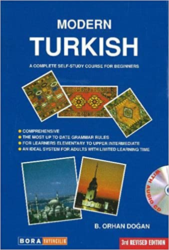 Amazon.Com: Modern Turkish: A Complete Self-Study Course For