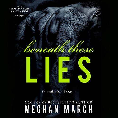 Beneath These Lies (LIBRARY EDITION) by Blackstone Audio, Inc.