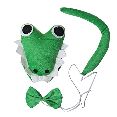 Kirei Sui Crocodile Costume Set -