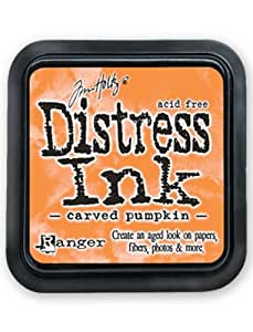 Ranger TIM43201 Distress Ink Pad, Carved Pumpkin