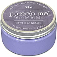 Pinch Me Therapy Dough - Holistic Aromatherapy Stress Relieving Putty - 10 Ounce Spa Scent