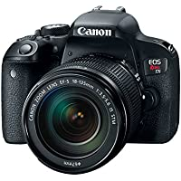 Canon EOS REBEL T7i EF-S 18-135 IS STM Kit