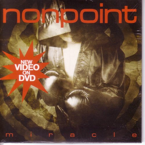 Nonpoint Miracle (1 Track Dvd Single in carded sleeve) Limited Edition Only 750 Made