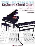 The Ultimate Keyboard Chord Chart, , 0634000500