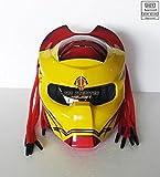 Pro Predator Motorcycle Helmet Dot Approved SY31 Iron Man Helmet style (S)