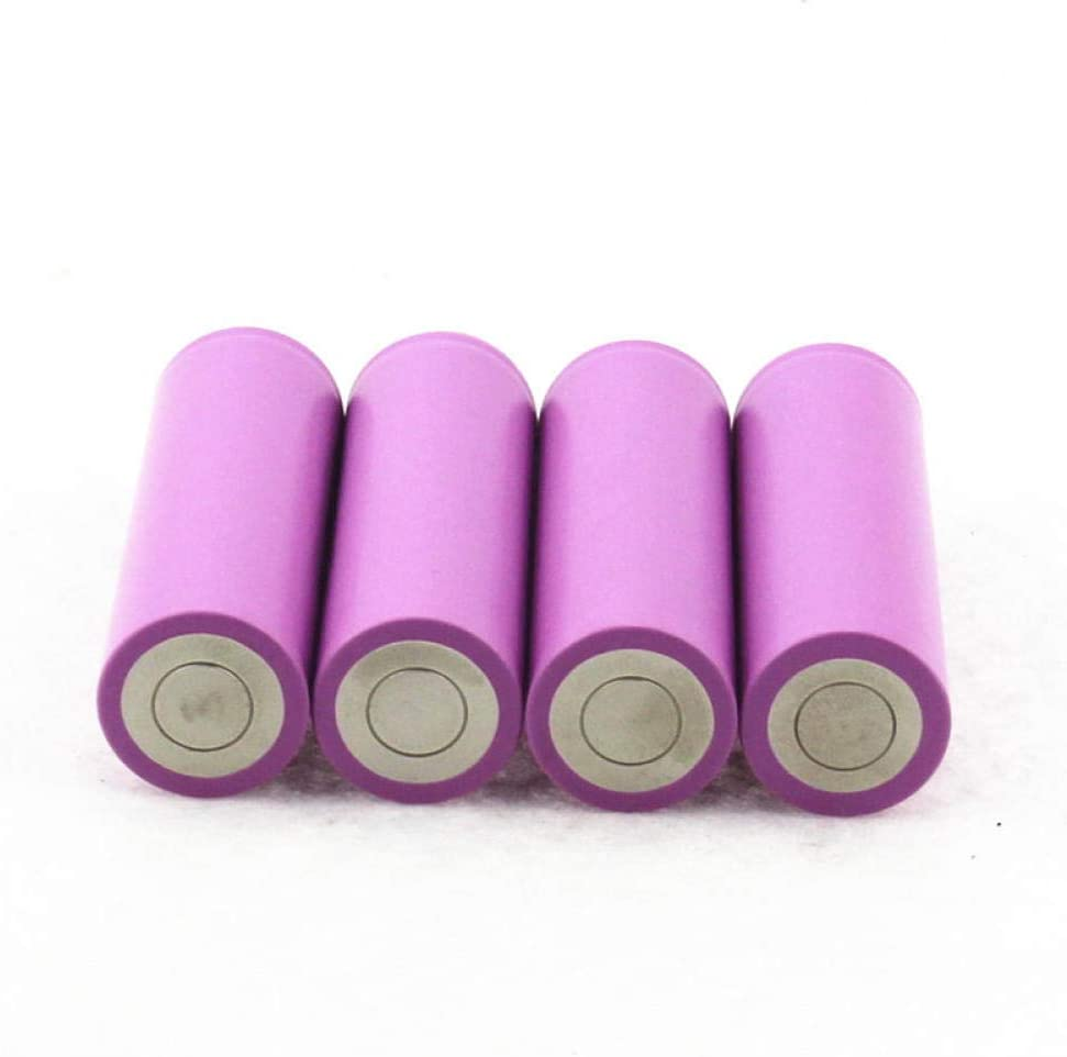 4pcs 21700 Power Lithium Battery 5C Power 3.7v Lithium ion 4000mAh Suitable for Electric Bicycle