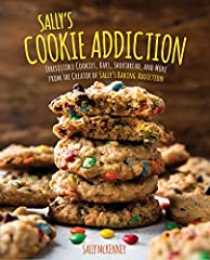 Bake exquisite cookies, bars, and doughs perfectly every time with Sally's Cookie Addiction. A world of baking wonder awaits you and all the lucky people you'll share these treats with. Are you ready to sink your teeth into Brown Butte...