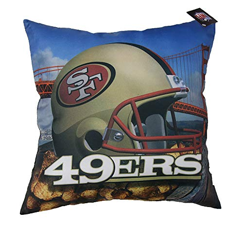 NFL Photo Real Toss Pillow (18x18
