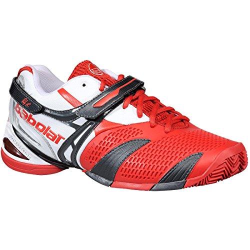 Babolat Propulse 3 Clay M Tennisschuhe Farbe: Rot; Größe: EUR 38.5 | US 6 | UK 5.5